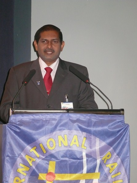 The International Railway Mission in India – August 2012