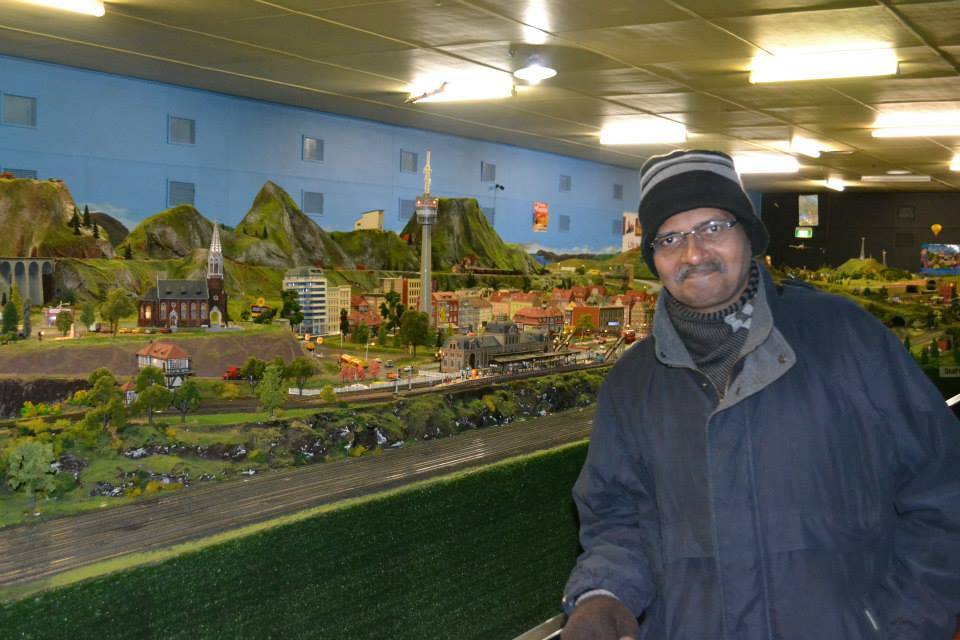 Model Railway – Emerald Lake Park – Melbourne – Australia